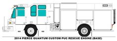 Pierce Quantum PUC Rescue Engine base by MisterPSYCHOPATH3001.deviantart.com on @DeviantArt