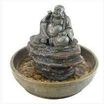 Buddah Fountain - Straight from the tales of ancient adventure and boundless bravery comes the courageous crusader! Sweeping across the battlefield atop his mighty steed, this ever-vigilant warrior fights for king and country. Beautifully rendered in deep bronze patina with ultra-lifelike details for an aura of classical beauty!