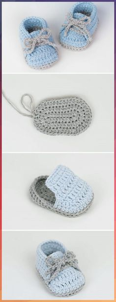Crochet Baby Booties Crochet PCrochet Cute And Easy Baby Booties – Crochet IdeasCrochet Baby Sneakers Free Pattern Booties Crochet, Crochet Baby Shoes, Crochet Slippers, Crochet Clothes, Baby Slippers, Crochet Beanie, Baby Patterns, Knitting Patterns, Baby Shoes