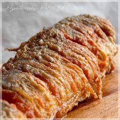 ...konyhán innen - kerten túl...: Fokhagymás sült hal Fish Recipes, Cake Recipes, Hungarian Recipes, Meatloaf, Banana Bread, Paleo, Pork, Food And Drink, Cooking