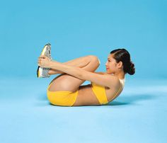 Faster-Than-Ever Flat Abs: No Equipment Needed