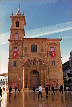 Iglesia de San Isidoro el Real in Oviedo, Asturias_ Spain