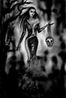 Dorina Neculce: grafica Roxana Barbu& volum gothic II-Urme vechi,