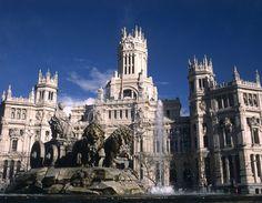 Madrid. Ole'!