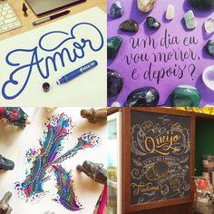 Tipocali - 10 designers brasileiros que criam incríveis letterings feitos à mão
