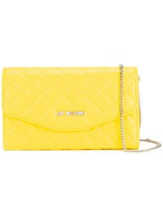 Achetez Love Moschino chain strap crossbody bag.