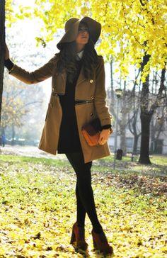sombrero d'autunno