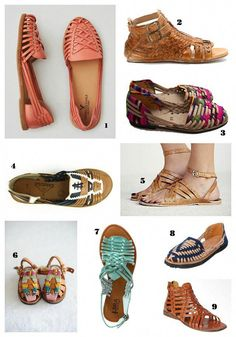 72abe4334da I love a huarache sandal all spring and summer. They re comfortable