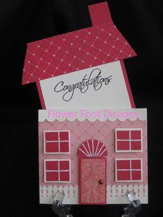 House Card Open