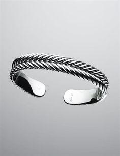 Men's Chain & Link Bracelets | Men's Jewelry | David Yurman