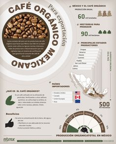 Café orgánico mexicano
