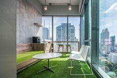 Mercedes-Benz Thailand Headquarters - Bangkok - Office Snapshots