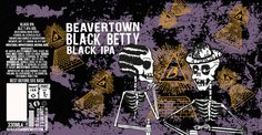Beavertown Black Betty.