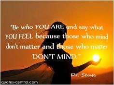 you, say, feel, mind