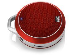 JBL Micro Wireless Speaker -- a super small and light bluetooth speaker.