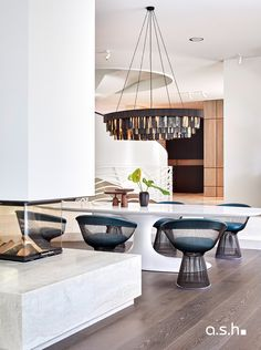 Interior design project by studio a.s.h. Villa Design, Clawfoot Bathtub, Modern Classic, Dining Area, Ash, Living Spaces, Interior Design, Studio, House
