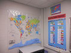Corner of Spanish-Speaking Countries