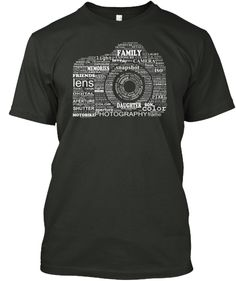 Discover Photographer Limited Edition T-Shirt from Family and cameras, a custom product made just for you by Teespring. Yearbook Shirts, Yearbook Staff, Yearbook Covers, Yearbook Ideas, Cute Camera, Tshirt Photography, Photographer Gifts, Photographing Babies, Shirts With Sayings
