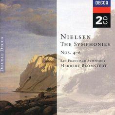 Nielsen - Syms 4 6/etc/sfs/blomstedt Df2 NEW CD 0028946098820 | eBay