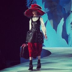 Marc Jacobs mad hatters