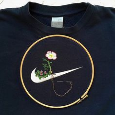 Embroidery Artist on Instagram | POPSUGAR Fashion