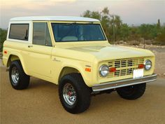 What The Bronco Could Be Ford Bronco Suv Lovin