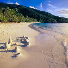 St. Johns Trunk Bay