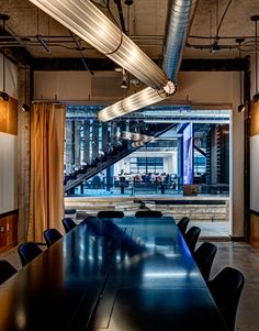Gallery of Lowe Campbell Ewald Headquarters / Neumann/Smith Architecture - 14