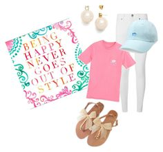 """Rollin' on the River"" by southernpearlgir on Polyvore featuring Burberry, Southern Tide and Tory Burch"