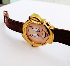Timex Character Watch Dopey from Disney's Snow White and My Collection, Antique Items, Happy Shopping, Snow White, I Am Awesome, Watches, Best Deals, Disney, Stuff To Buy