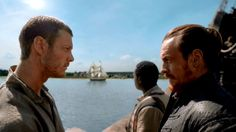 Billy and Captain Flint