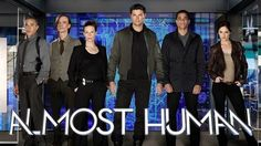 Almost Human tv - Google Search