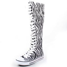 Amazon.com: West Blvd Womens Canvas Sneakers Punk Skate Shoes Flat Lace Up Knee High Boots Skater Tall Dress Fashion Casual Designer Comfort: Shoes