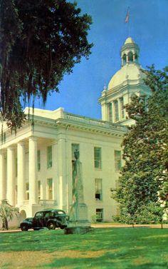 Florida Memory - State Capitol building - Tallahassee, Florida