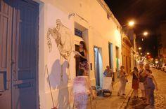 Artistas  Pablo Cassullo  Nahir Blanco