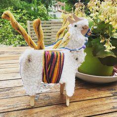 Llama Pillow, Pillows, Animals, Art, Creative Crafts, Atelier, Art Background, Animales, Animaux