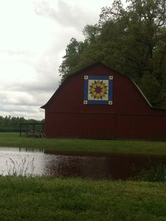 Another quilt on barn in Kentucky