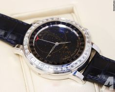 Patek Philippe Grand Complications Celestial 18K White Gold Diamonds