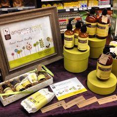 Display & demo at Blush Lane Organic Market Organic Market, Blush, Display, My Love, Products, Floor Space, Billboard, Rouge, Blushes