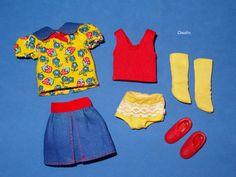 Vintage Tutti European Im Kindergarten 9475 RARE Strawberry Variation Mint Comp | eBay