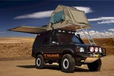 Discovery II KALAHARI Concept | The Land Rover Center