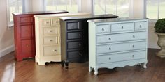 ON SALE NOW! Select Distressed Painted Chests are now only $229.98 - sale ends Sunday, 12/14!