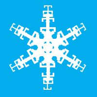 Quick Tip: How to Create Typographic Snowflakes by Anne Elster, In this tutorial you will learn how to create a series of different snowflakes from letters. To achieve this effect you will use the Transform Effect on a...