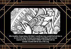Harlem Renaissance Book Nora & Nick Pg. 9 - Chet Baker