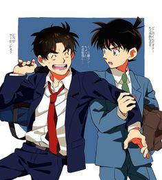 たおる (@taoru0523) さんの漫画   15作目   ツイコミ(仮) Conan Comics, Anime Crossover, Anime Ships, Detective, Anime Characters, Illustration Art, Fan Art, Manga, Cute