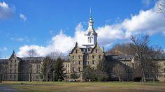 The Creepy World of Abandoned Asylums | Armand Auclerc Weston State Hospital, formerly the Trans-Allegheny Lunatic Asylum, Weston, West Virginia (1864-1994)