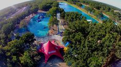 BSR Cable Park :: Waco, TX (longest lazy river, tallest water slide, and cable park)