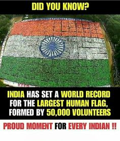 Proud to be an India Jai hind