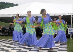 DANCES - Philippine American Performing Arts of Greater Pittsburgh promotes Filipino heritage