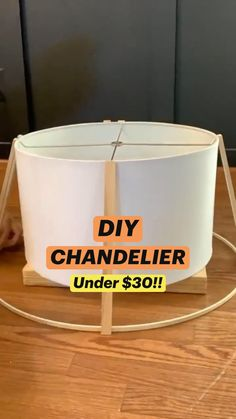 Do It Yourself Furniture, Do It Yourself Home, Diy Furniture, Furniture Storage, Diy Chandelier, Diy Crafts For Home Decor, Bedroom Crafts, Home And Deco, Home Hacks